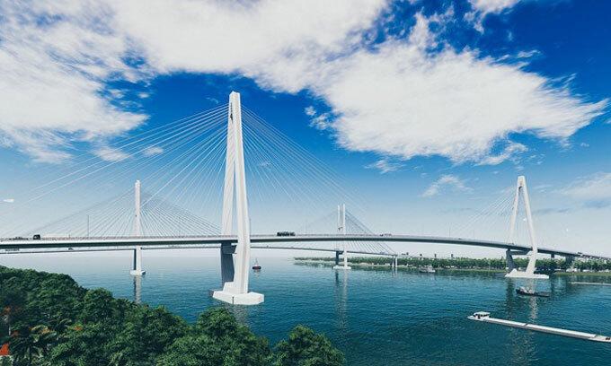 Land compensation stalls Mekong Delta bridge construction