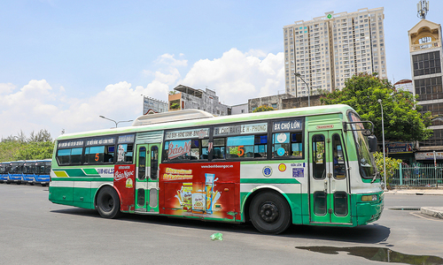 Prude HCMC fails to develop rational public bus ads policy