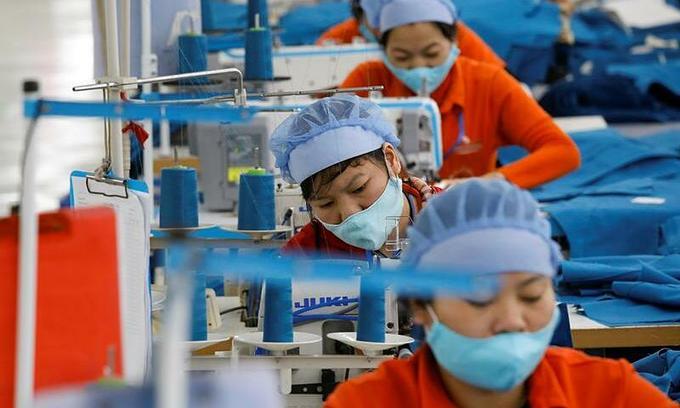 Q1 GDP grows 4.48 pct despite new Covid-19 outbreak