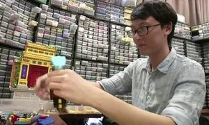 Vietnam's dedicated Lego collector