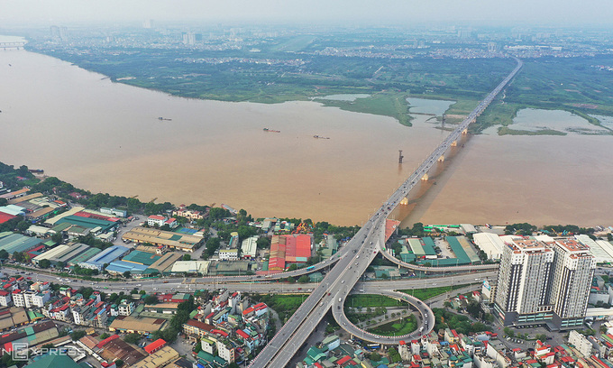 Hanoi plans to build two bridges over Red River