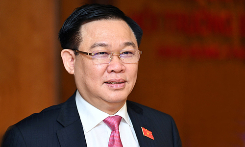 Hanoi Party chief nominated as National Assembly leader