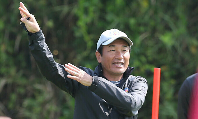 Saigon FC replaces Japanese manager in wake of cold streak