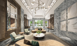HCMC branded residence project debuted in Hong Kong at $1 mln starting price