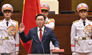Hanoi Party chief takes over as National Assembly chairman