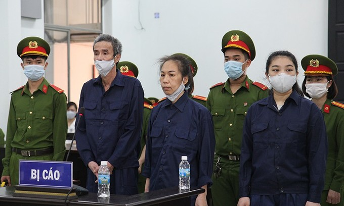 Four get up to 10 years in prison for anti-state propaganda