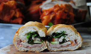 Vietnamese sandwich among Asia's best breakfasts
