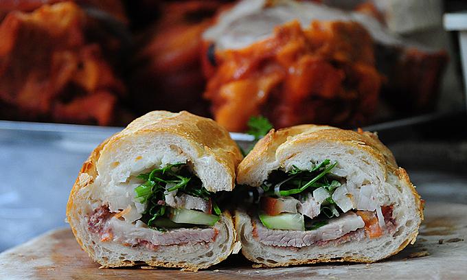 Vietnamese sandwich among Asia's best breakfasts