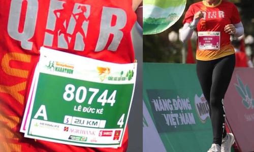 Cheating athletes score permanent national marathon ban