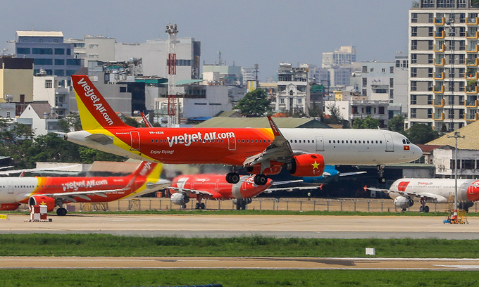 Vietjet Air resumes commercial flights to Northeast, Southeast Asia