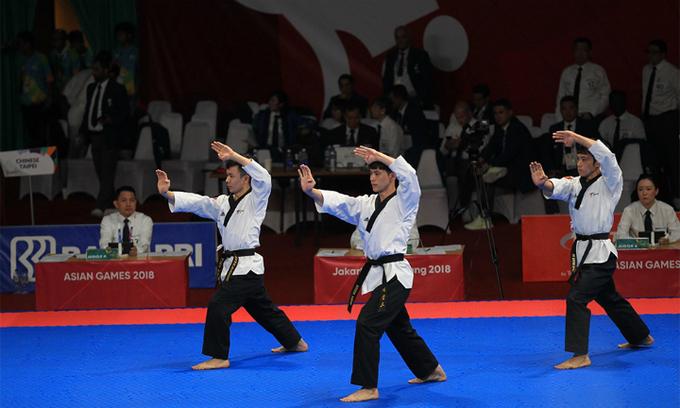 Vietnam taekwondo Olympic hopefuls to train overseas for 80 days