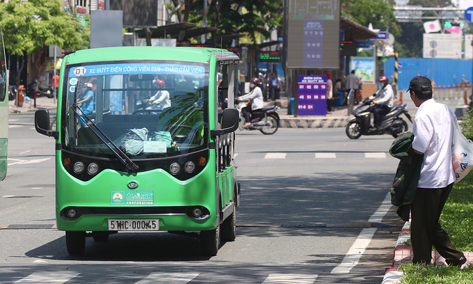 HCMC may self-deploy electric buses: government office