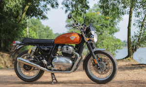 Indian motorcycle maker Royal Enfield suspends business in Vietnam