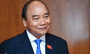 PM Phuc is Vietnam's new president