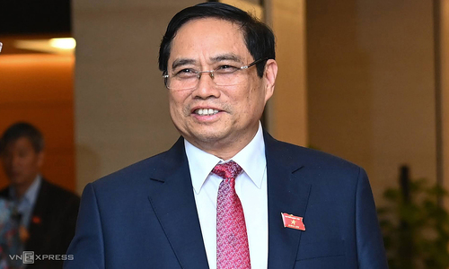 Vietnam names top Party personnel official its new prime minister