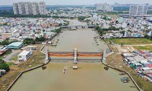 $436 mln HCMC anti-flood project yet to bear fruit