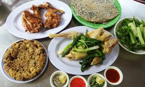 'Chosen chicken' a distinct Quy Nhon delight