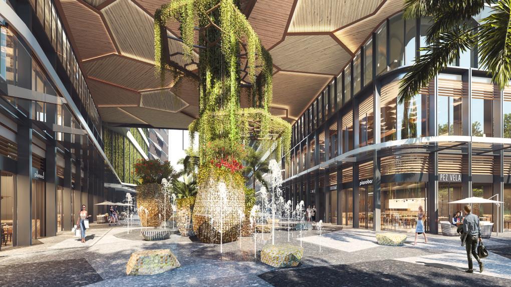 chờ confirm LUMIÈRE riverside - When luxury meets green living