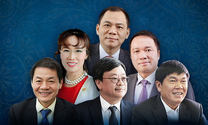 Vietnam scores a Forbes high with six billionaires