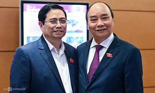 World leaders congratulate new Vietnamese counterparts