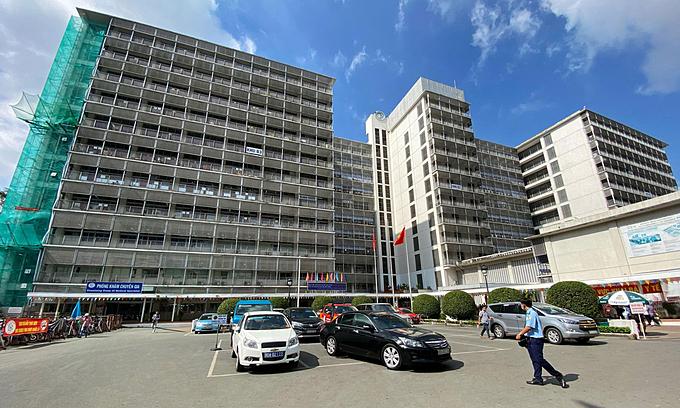 HCMC hospital named a regional nephrology training center