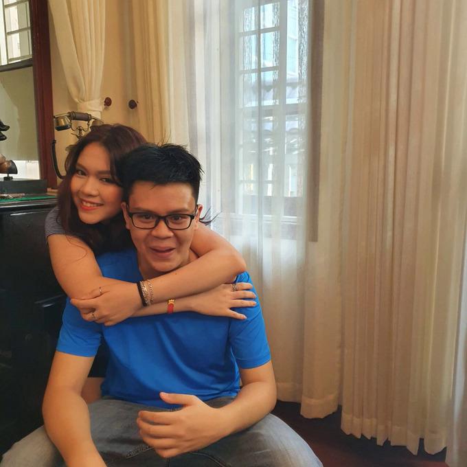 Sandy Nguyen and her brother Ryan Nguyen. Photo courtesy of Sandy Nguyen.