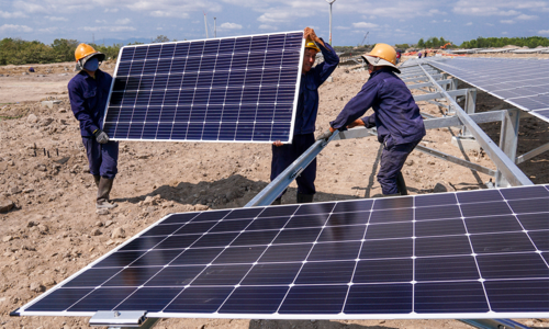 Renewable power generation rises 181 pct