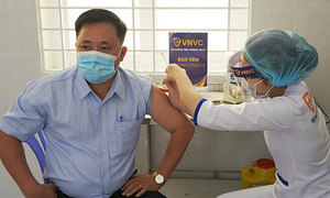 Vietnam unveils distribution plan for 811,200 vaccine doses from Covax