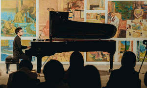 German, Vietnamese artists perform reconnecting music with live concerts