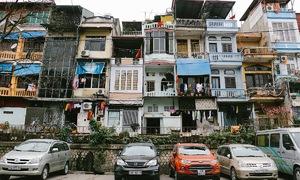 Fire hazard stalks Vietnam's tube houses