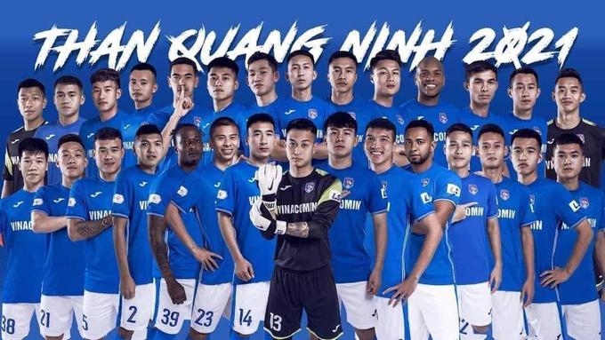 Unpaid Than Quang Ninh players go on strike again