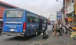 HCMC bus employee denies disabled passenger assistance