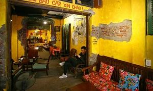 Hanoi dormitory cafe harks back to bygone subsidy era