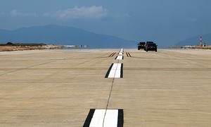 Dog disrupts Cam Ranh airport landings