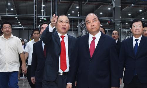Vietnam's richest man could become a top 50 billionaire