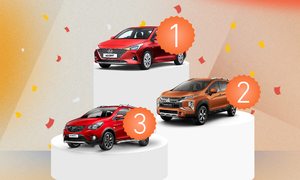 Best selling cars in Q1