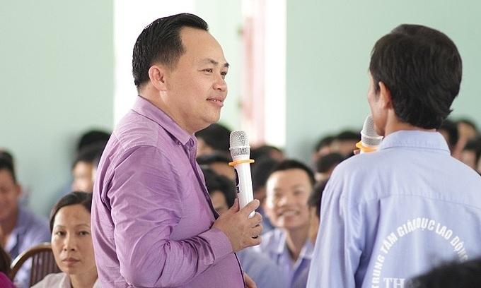 Former Hanoi drug addict recalls 20-year road to rehab