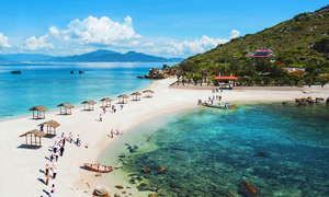 Nha Trang: beaches are just one of its attractions
