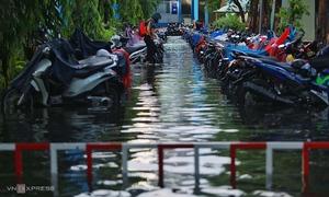 La Nina may cause earlier, abrupt rainy season in southern Vietnam
