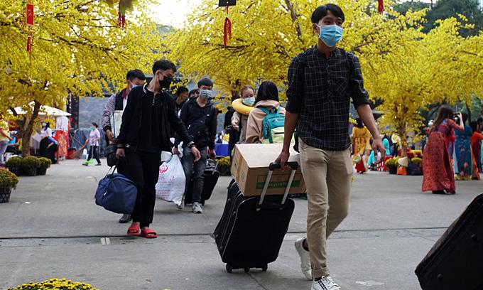 HCMC most preferred destination for Vietnamese migrants