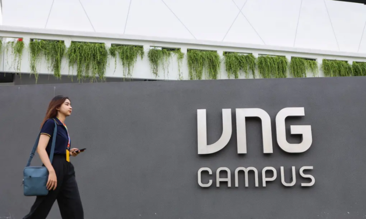 VNG Campus in HCMC's District 7. Photo courtesy of VNG.