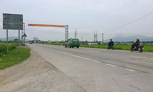 Ha Tinh proposes $65 mln upgrade for EZ highway section