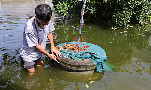 Hanoi to provide tap water to all by 2030 with five more waterworks