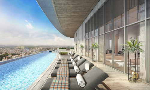 Upscale HCMC apartment project scales a new pricing high