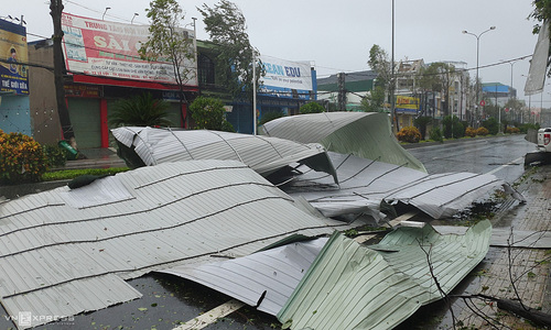 Vietnam should expect heavy storms in September