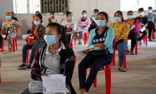 Vietnamese in Cambodia anxious amid Covid lockdown