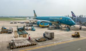 Pandemic grounds 39 Vietnam aircraft