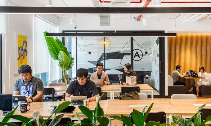 Vietnam among WeWork's top markets in Southeast Asia