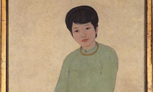 Vietnamese painting fetches record $3.1 mln at Hong Kong auction