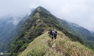 Trekking to the 'roof' of Lang Son